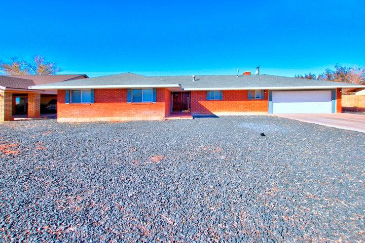 128 Papago Boulevard, Winslow, AZ 86047