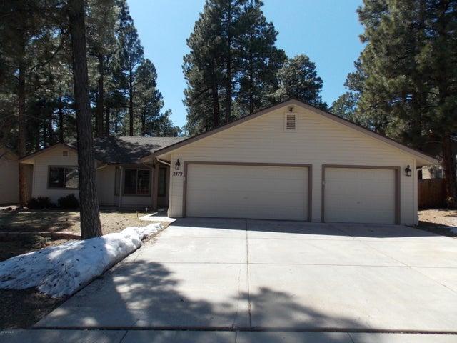 2479 S Cliffview Street, Flagstaff, AZ 86001