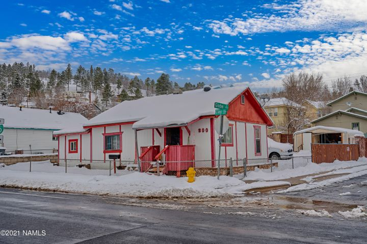 800 W Clay Avenue, Flagstaff, AZ 86001