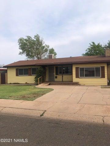 105 E Mahoney Street, Winslow, AZ 86047