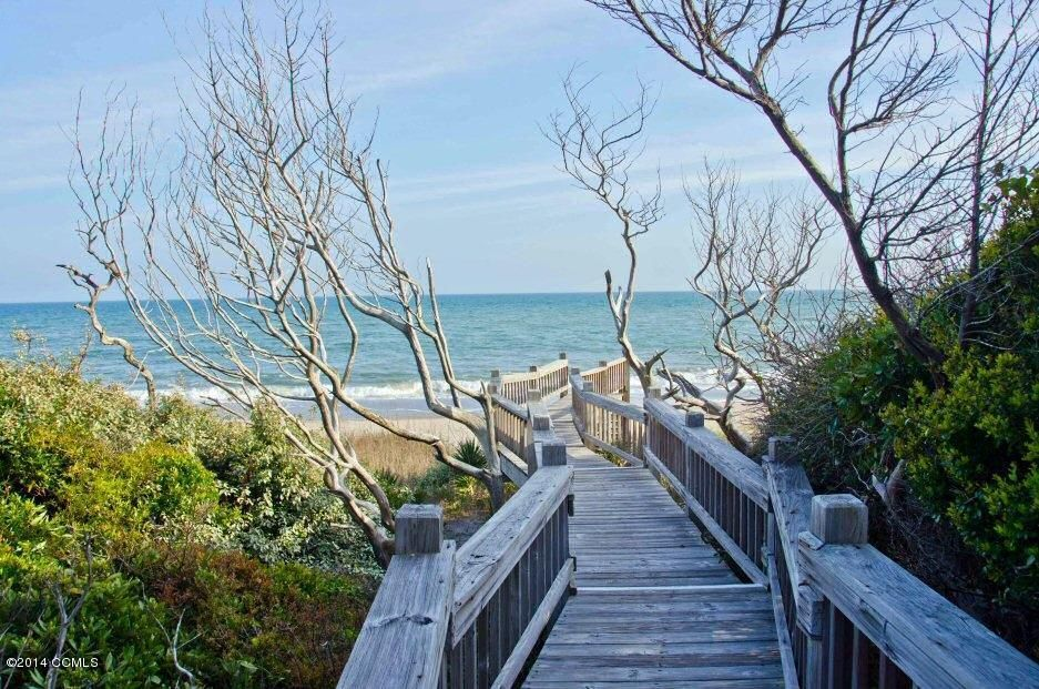 124 Sea Isle North Dr & Slip #37 , Indian Beach, NC, 28512 | MLS #11500554