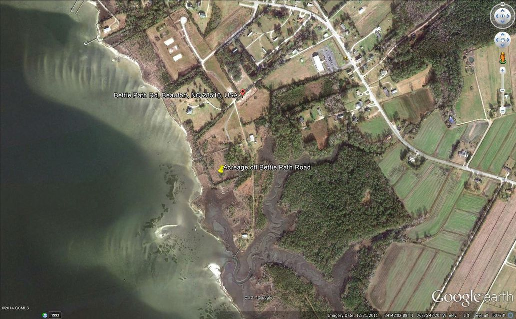 Ac Adj Nre Off Bettie Path Road, Beaufort, NC, 28516   MLS #11502483
