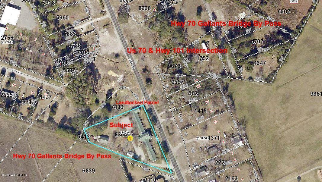 299 Nc Highway 101 , Beaufort, NC, 28516 | MLS #11404755