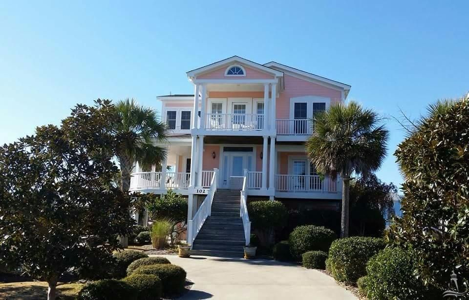 Beach Real Estate Developers : Holden beach real estate heron drive listing