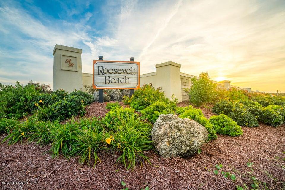 105 Roosevelt Drive, Pine Knoll Shores, NC, 28512 | MLS #100007079