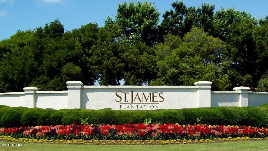 St james plantation 3807 worthington place southport nc for St james plantation builders