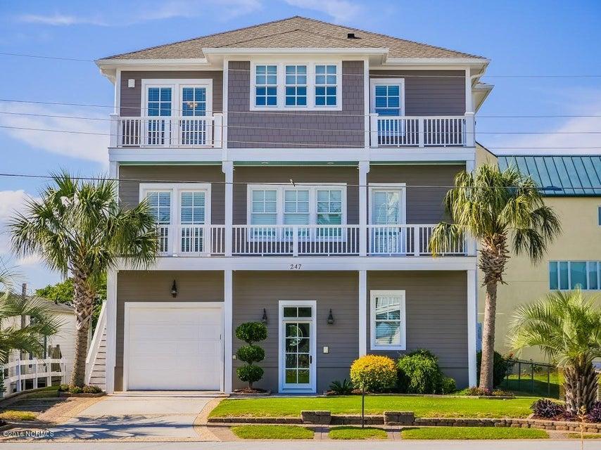 Beach House Rentals Atlantic Beach Nc Part - 32: 247 Moonlight Drive, Atlantic Beach, NC 28512