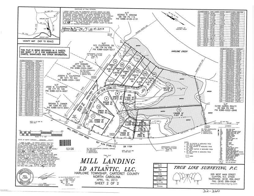 135 Mill Landing Point Road, Newport, NC, 28570   MLS #100026407