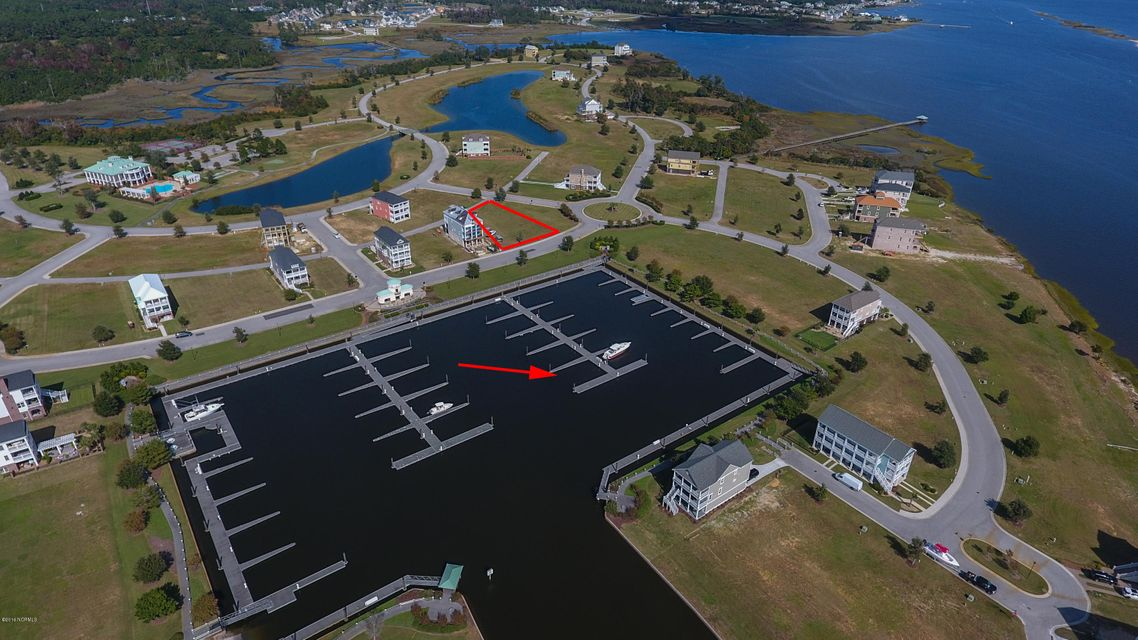 Bt Slip16b Dock B Cannonsgate , Newport, NC, 28570   MLS #100034371