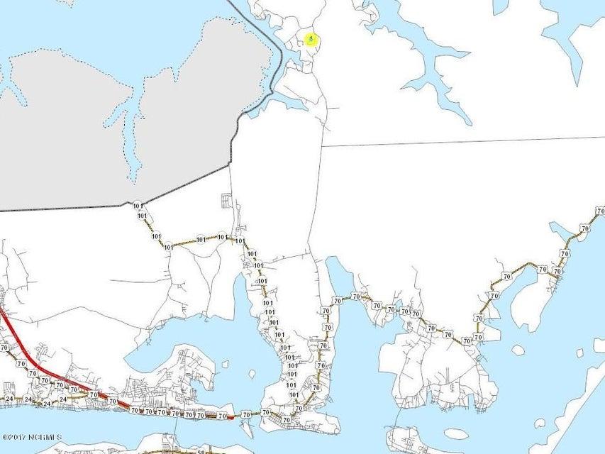 214 Jonaquins Drive, Beaufort, NC, 28516   MLS #100041796