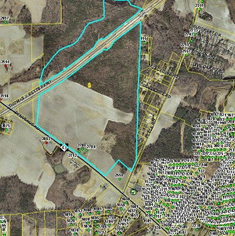 Property for sale at 0 Benvenue Road, Rocky Mount,  NC 27804