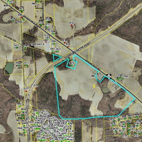 Property for sale at 2701 Benvenue Road, Rocky Mount,  NC 27804
