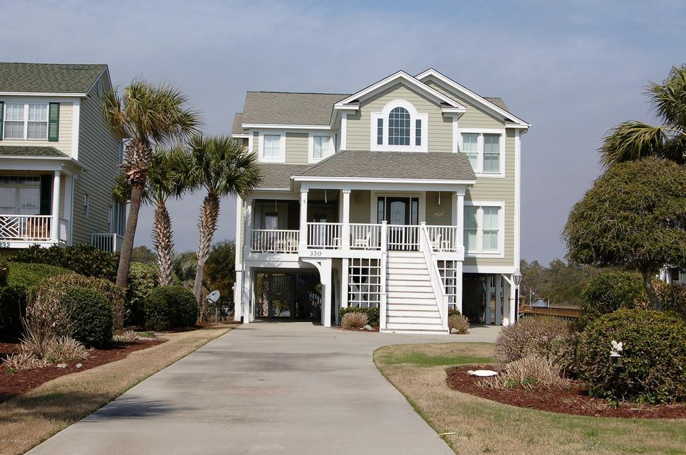 330  Marker Fifty Five Drive Holden Beach, NC 28462