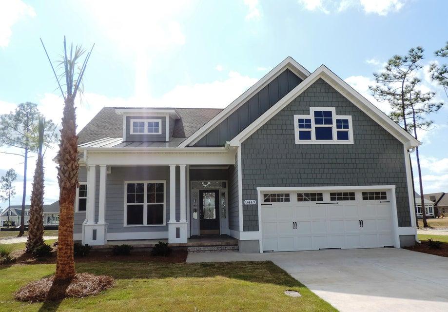 8449 n pine breeze lane leland nc 28451 for Leland house