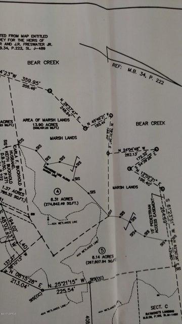 L5 Willis Landing Road, Hubert, NC, 28539   MLS #100052764