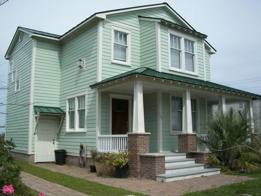 309 Moore Street, Beaufort, NC, 28516   MLS #100056749