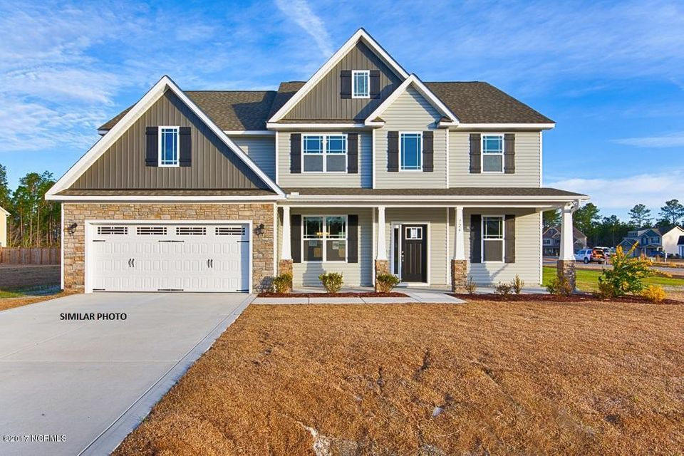 421 Canvasback Lane, Sneads Ferry, NC 28460