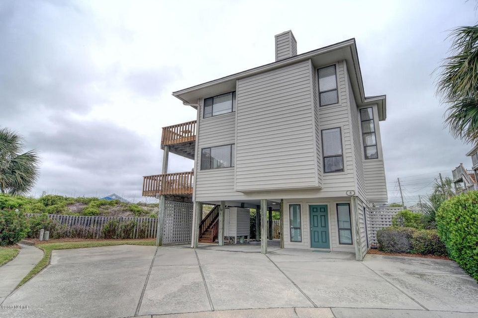 5  Sea Oats Lane #5 Wrightsville Beach, NC 28480