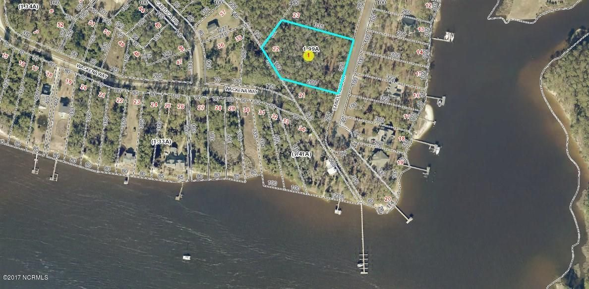 126 Sandy Huss Drive, Beaufort, NC, 28516 | MLS #100066117