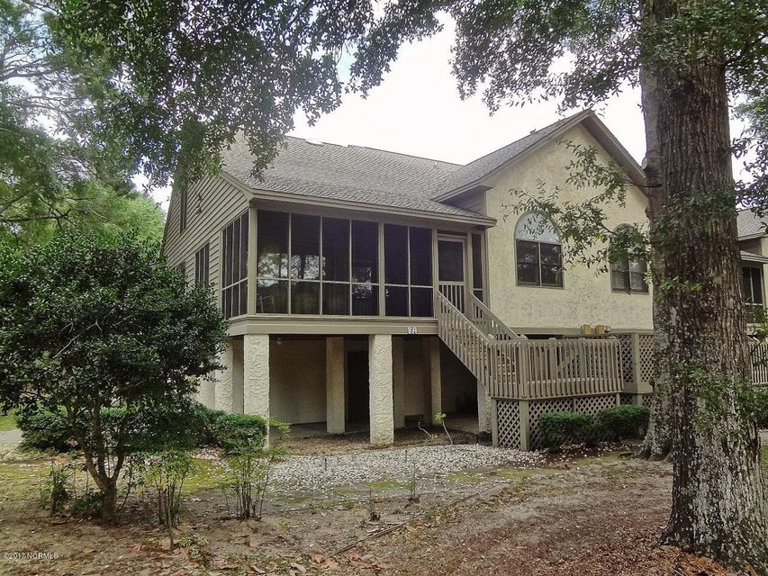 246  Clubhouse Road #a Sunset Beach, NC 28468
