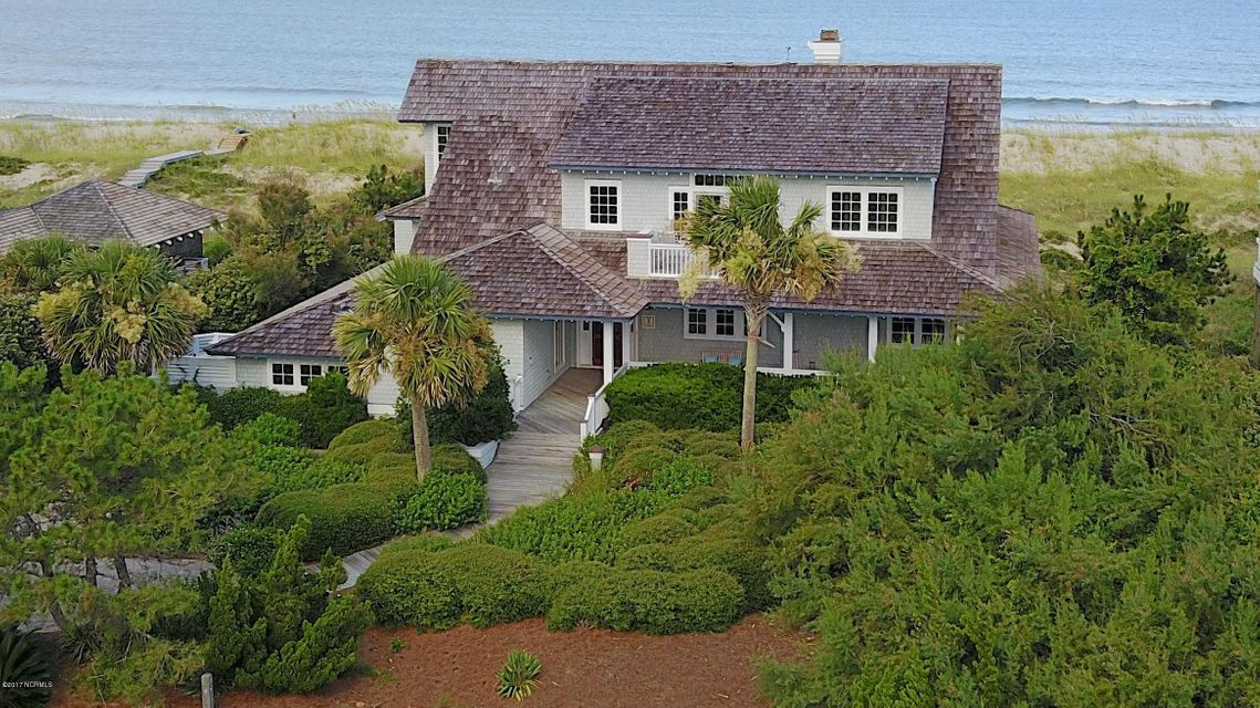 9 East Beach Drive Bald Head Island, NC 28461