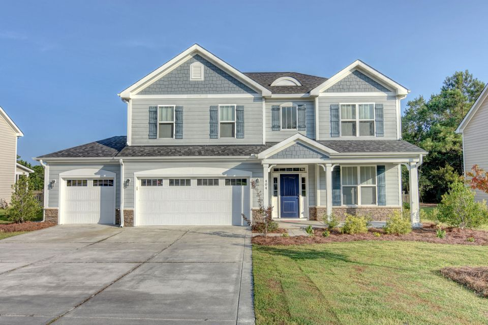 404 Canvasback Lane, Sneads Ferry, NC 28460
