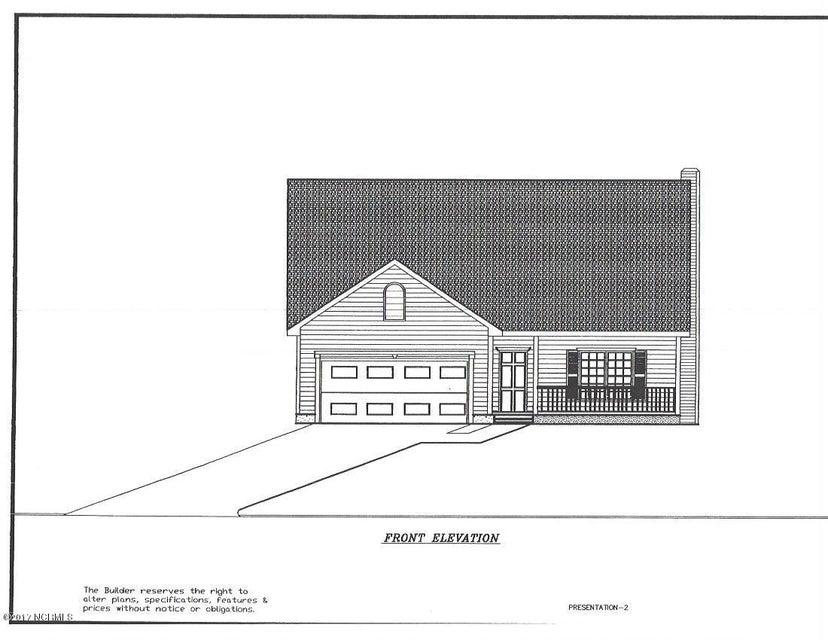 199 Garland Shores Drive, Hubert, NC 28539