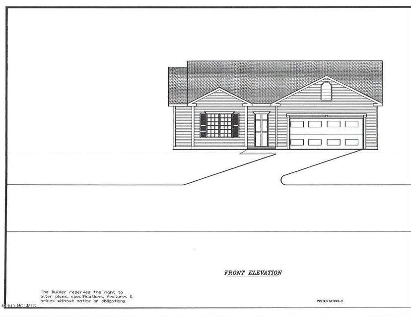 197 Garland Shores Drive, Hubert, NC 28539