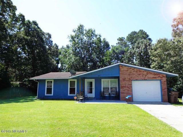 303 Walnut Creek Drive, Jacksonville, NC 28546