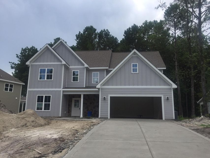 423 Canvasback Lane, Sneads Ferry, NC 28460