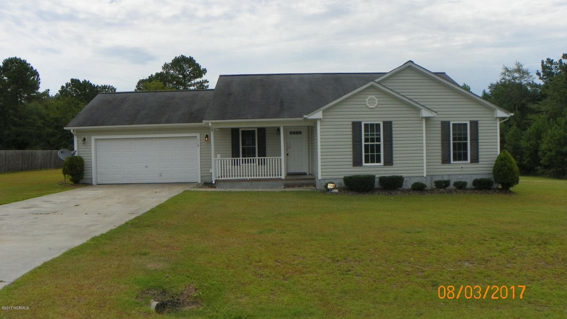 119 Gregory Drive, Jacksonville, NC 28540
