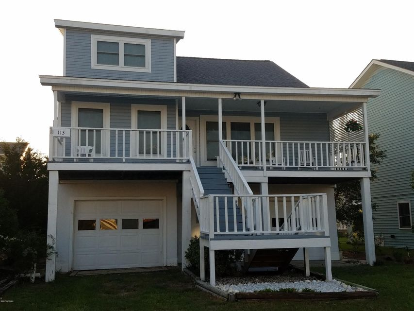 Beach Real Estate Developers : Holden beach real estate clipper ship drive listing