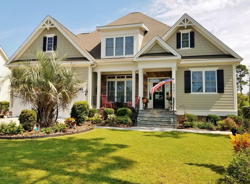 4241  Skeffington Court Southport, NC 28461