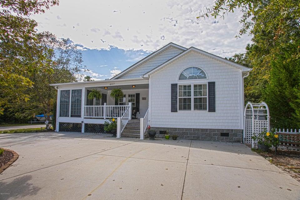 407 E Yacht Drive Oak Island, NC 28465