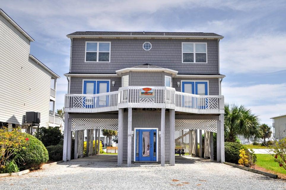 20  Goldsboro Street Ocean Isle Beach, NC 28469