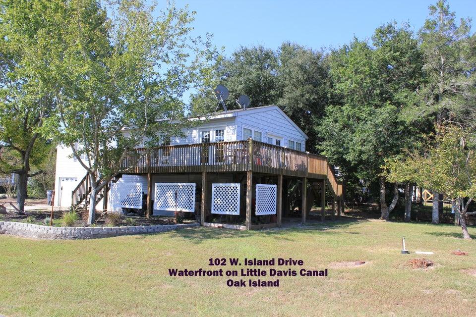 102 W Island Drive Oak Island, NC 28465