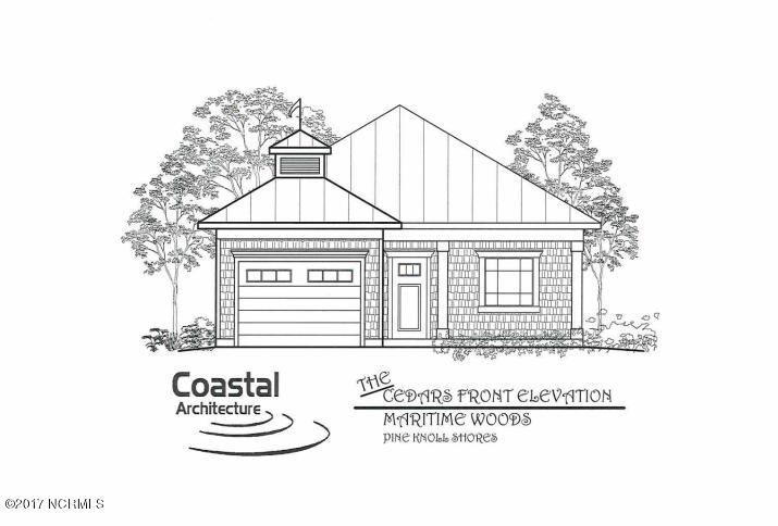 000 Hwy. 58  #Lot 3, Pine Knoll Shores, NC, 28512 | MLS #100083571