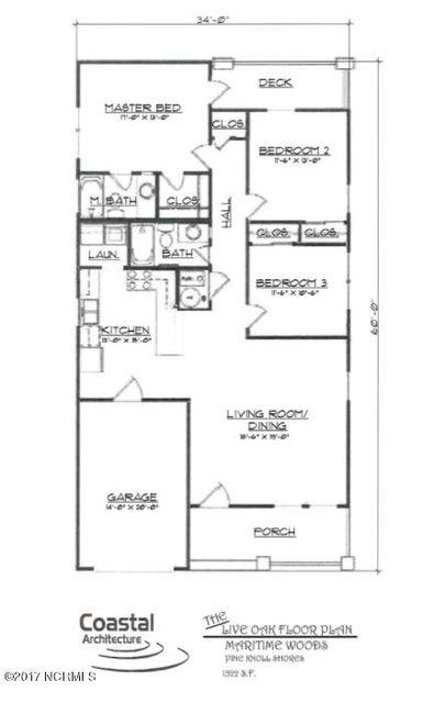 000 Hwy. 58  #Lot 5, Pine Knoll Shores, NC, 28512   MLS #100083578