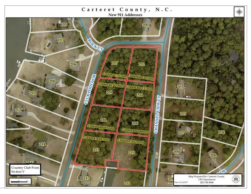 204 Channel View Court, Cape Carteret, NC, 28584 | MLS #100083721