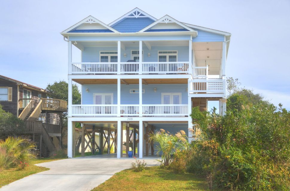 208 SE 76TH Street Oak Island, NC 28465