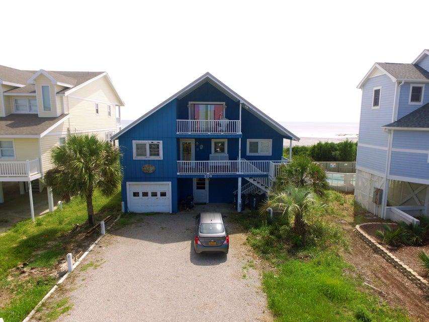 209  Ocean Boulevard Holden Beach, NC 28462