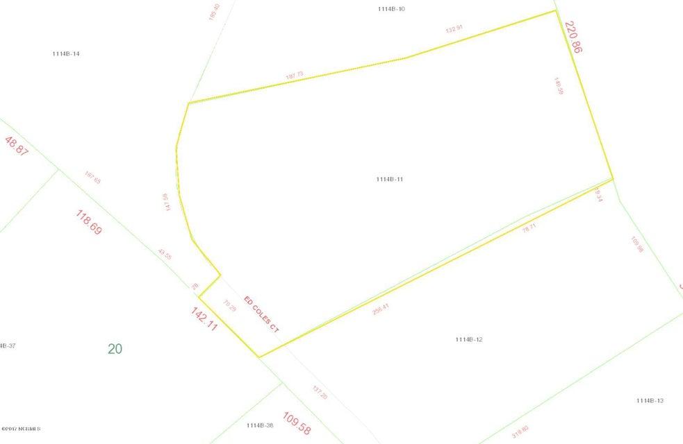 107 Ed Coles Court, Jacksonville, NC, 28546 | MLS #100088462