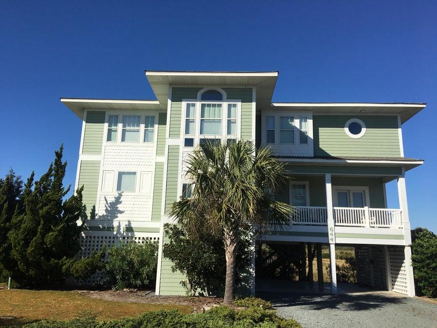 644  Ocean Boulevard Holden Beach, NC 28462