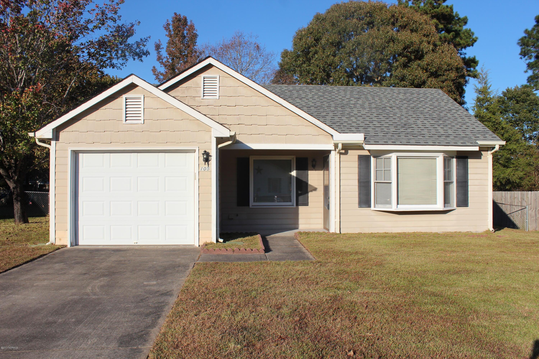105 Bridgewater Court, Jacksonville, NC, 28546 | MLS #100088719