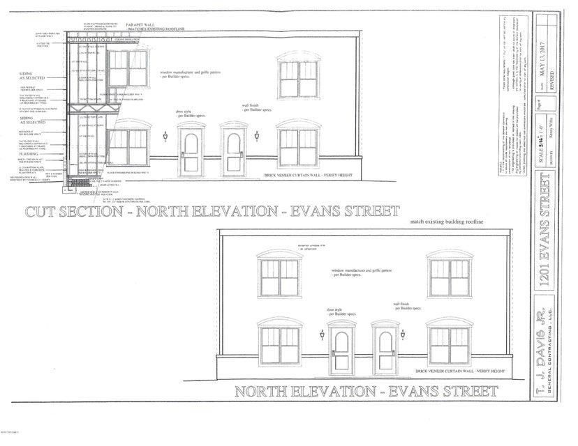 1201 Evans Street #B, Morehead City, NC, 28557   MLS #100089351