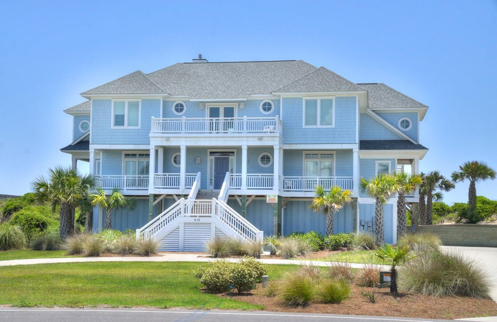 515  Caswell Beach Road Oak Island, NC 28465
