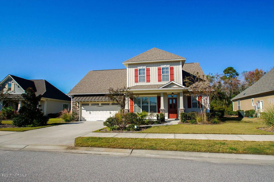 2258  Curly Maple Wynd Court Leland, NC 28451