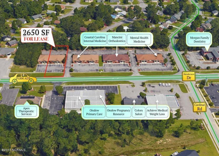 3227 Henderson Drive, Jacksonville, NC, 28546 | MLS #100090352