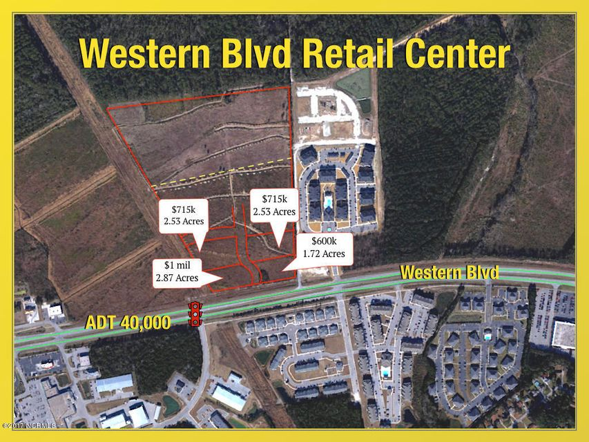 0001 Western Boulevard Ext, Jacksonville, NC, 28546 | MLS #100091506