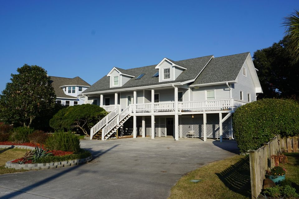 412 Channel Drive, Emerald Isle, NC, 28594 | MLS #100092514